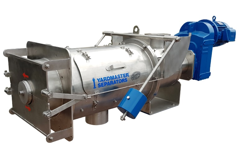 Yardmaster Effluent Separators